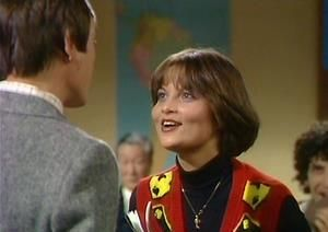 Francoise in Mind your Language